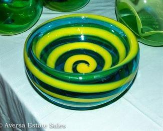 Viscosity Art Glass