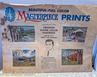 Four Color Prints