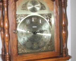 Grand Mother chiming clock.