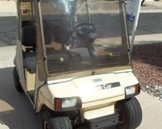 93 Club Car gas  $2500.00 or best offer. Nice well taken care of.