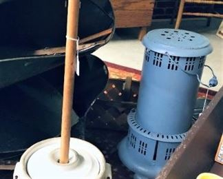 #4 Churn, Blue Heater