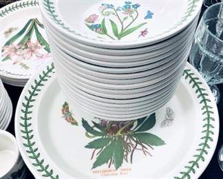 "Portmeirion ""Botanic Garden"" Plates and Bowls"