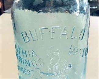Buffalo Water Bottle