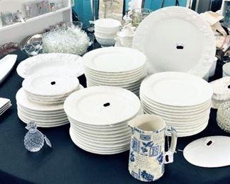 Dishes, Glassware, Etc.