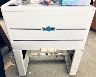 Ironrite Ironing Machine