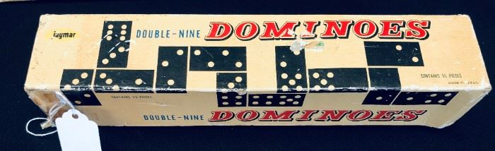 Jaymar Dominoes Set