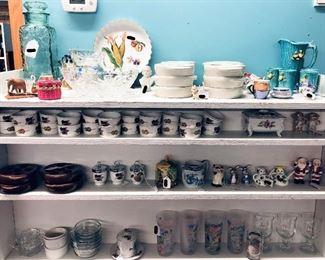 Ramekins, Glassware, Etc.