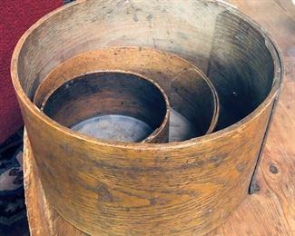 Wooden Measures