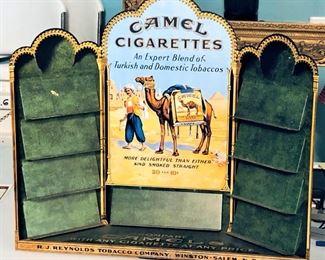 R.J. Reynolds Camel Cigarettes Display
