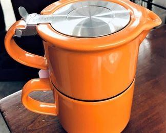 Tea Infuser on Cup