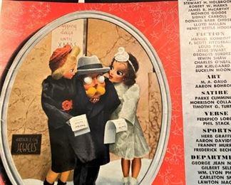 Esquire December 1940 Issue