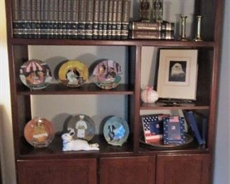 Wooden Book Shelf..Accessories....