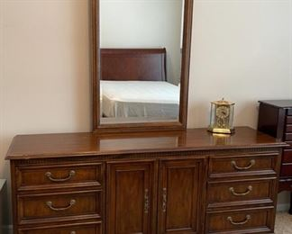 $50.00....................Drexel Dresser with Mirror (C160)