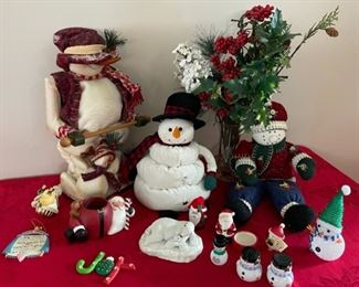 CLEARANCE !  $2.00 NOW, WAS $6.00..................Christmas Decor (C124)