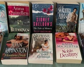 CLEARANCE !  $3.00 NOW, WAS $10.00....................10 Softcover Books (C120)