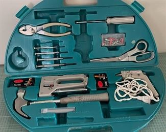 HALF OFF!  $6.00 NOW, WAS $12.00.....................Tool Box not quite complete (C105)F