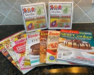 CLEARANCE !  $3.00 NOW, WAS $10.00...................Cookbooks (C066)