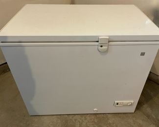 CLEARANCE !  $50.00 NOW, WAS $150.00..................Small Freezer (C012)