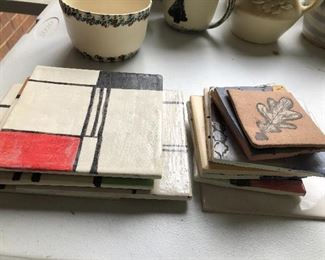 TILES BY JUDY PETRIE