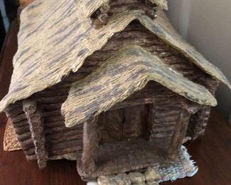Handmade Pottery Cabin