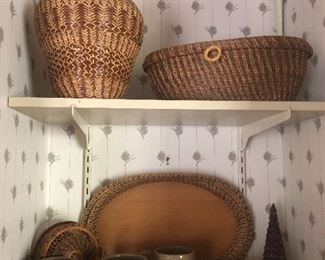 SEVERAL HIGHLANDS PINE STRAW PIECES
