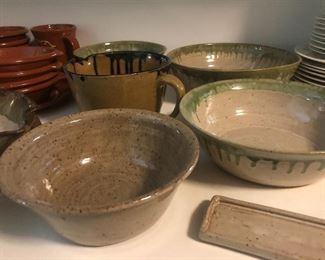BR Hilton Pottery