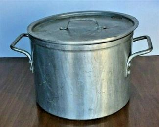 https://www.ebay.com/itm/124679432640	KG0052 ALUMINUM STOCK POT WITH LID TOROWARE BY LEYSE NO 5312C		Buy-It-Now	19.99