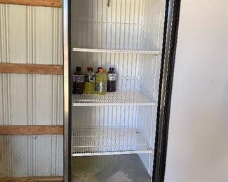 True Commercial single door freeezer $600