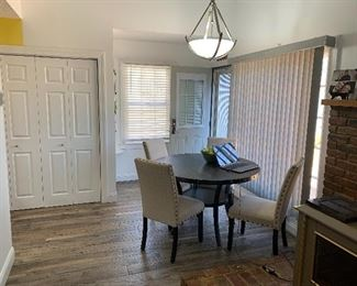 Kitchen Table and chairs $400