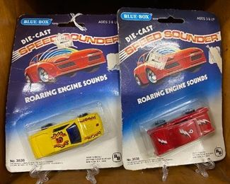 1970s die cast cars