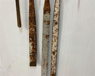 Antique Barn door hinges