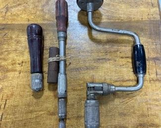 Antique drills