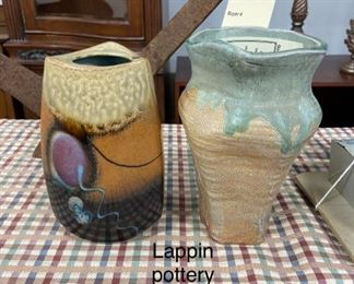 Antique Lappin Pottery
