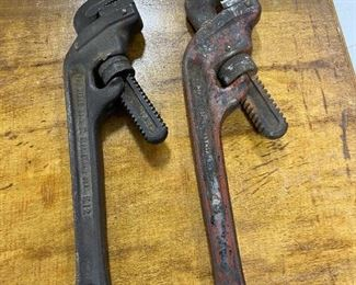 Offset wrenches