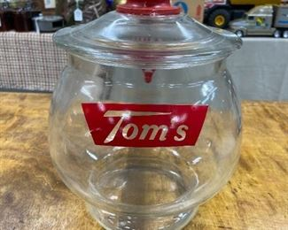 Reproduction Toms Jar