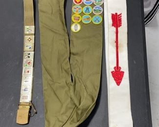 Vintage Boy Scout Items