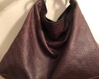 Gucci Guccissima leather bag