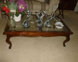 Matching Queen Anne Coffee Table