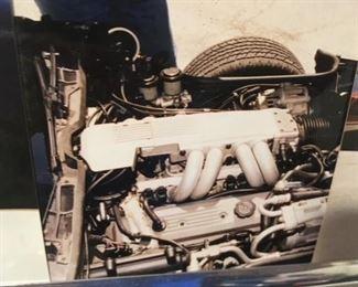 1988 Corvette 35th Anniversary Edition