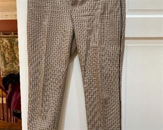 Banana Republic Pants with cord down the leg. Size 8 $25