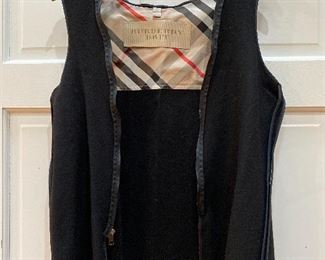 Raincoat liner