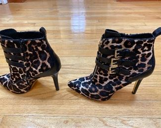 MK Booties Size 8  $75