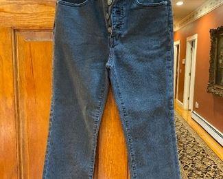 Madewell Jeans Cali Demi-Boot Cut Size 27 $25