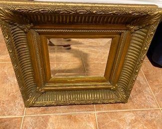 "Mirror approx. 17"" x 14' $35"