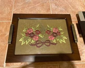 """Serving tray 18"""" x 14"""" $32"""
