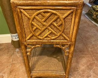 """Plant stand 12"""" x 12"""" x 30"""" $45"""
