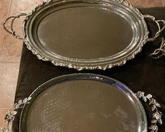 Michael Aram Serving Platters $95 each