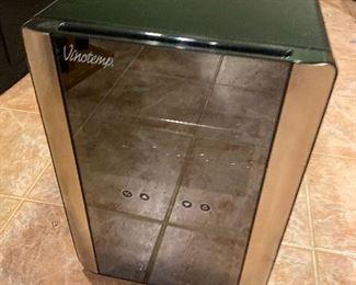 "Vinotemp Wine Cooler 19"" x 13"" x 20"" $145"
