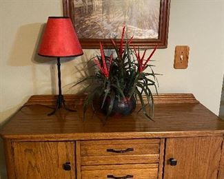 Antique sideboard in excellent condition