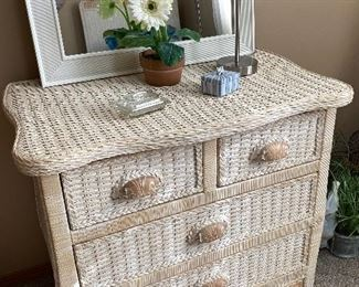 Matching chest of drawers (mirror sold separate)